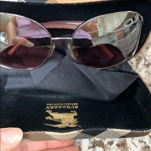 Burberry blush sunglasses